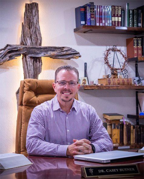 Pastor Casey Butner